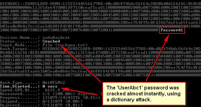 Local network vulnerabilities - LLMNR and NBT-NS poisoning