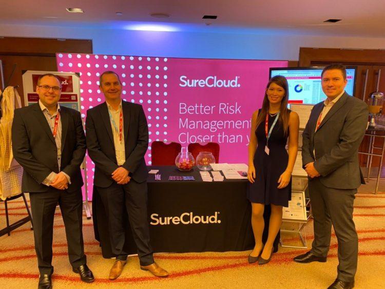 SureCloud PCI London | GRC Solution | Risk Management